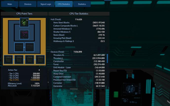 Garage CV M Martian Miner3