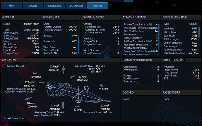Garage CV M Martian Miner2
