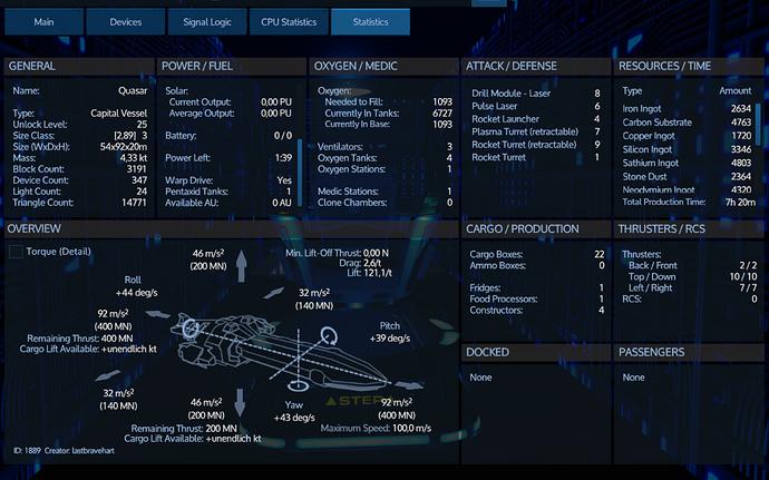 Garage CV M Quasar2