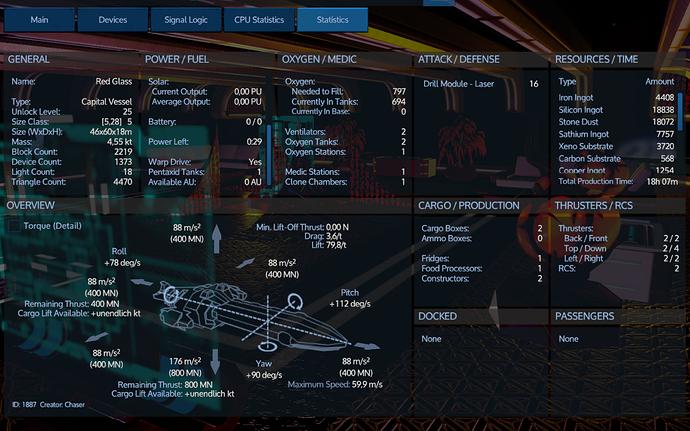 Garage CV M Red Glass2