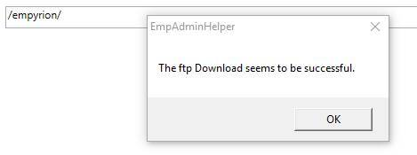 Nitrado server setup - Emp Admin Helper - Forum HWS